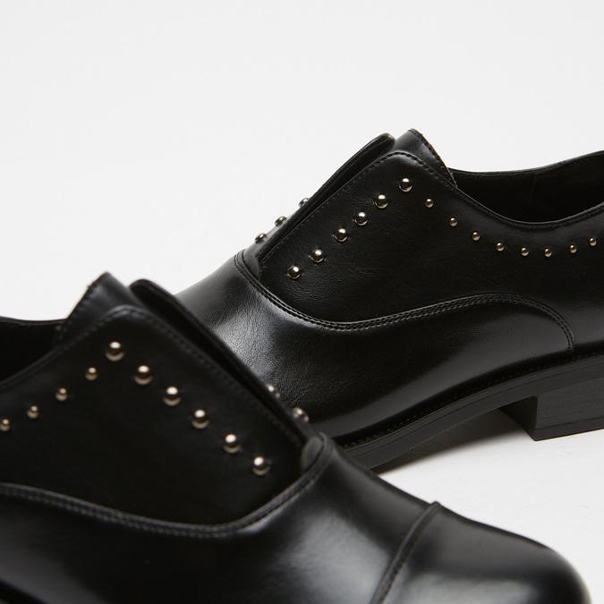 Chaussures plates femme bata, Noir, 511-6359 - 16
