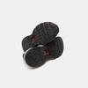 Baskets Knit femme bata, Noir, 549-6759 - 17