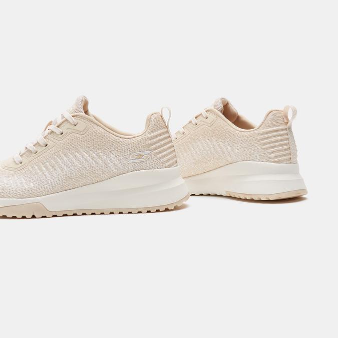 Baskets femme skechers, Beige, 509-3108 - 15