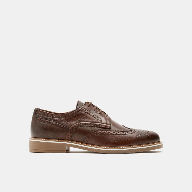 Chaussures à lacets homme bata-rl, Brun, 824-3132 - 13