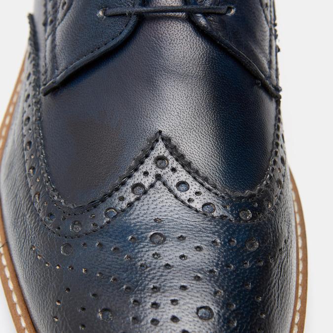 Chaussures à lacets homme bata-rl, Bleu, 824-9132 - 26