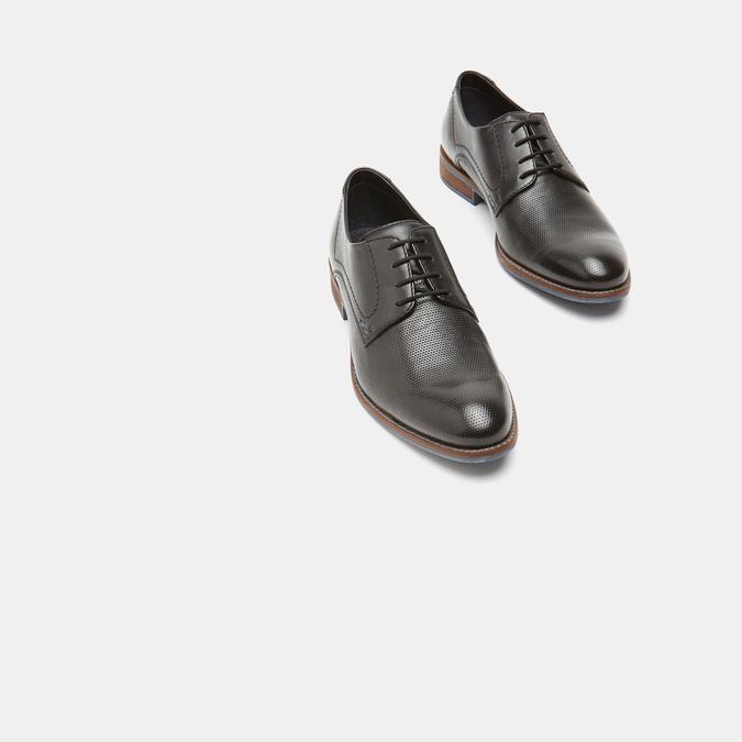 Chaussures à lacets homme bata, Noir, 824-6975 - 16