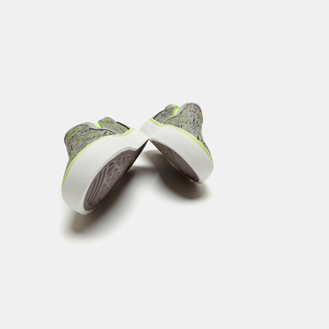 Baskets enfant sans lacets mini-b, Gris, 219-2247 - 19