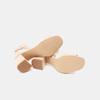 Sandales à bride autour de la cheville bata, Rouge, 769-5893 - 19