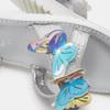 Sandales fille lulu, Argent, 361-2111 - 15