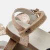 Sandales fille lulu, Or, 369-3110 - 16
