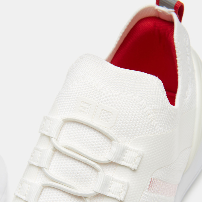 Baskets femme, Blanc, 549-1705 - 16