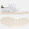 Baskets femme adidas, Blanc, 501-1765 - 15