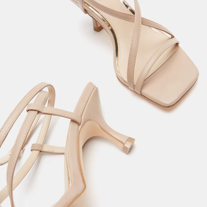 Sandales à bride bata-rl, Rose, 761-5853 - 19