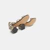 Sandales à talon large bata, Beige, 761-8872 - 17
