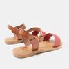 Sandales fille mini-b, Rouge, 361-5430 - 26