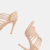 Sandales à talon aiguille bata-rl, Rose, 761-5854 - 17