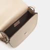 Sac à l'épaule avec bandoulière réglable bata, Beige, 961-8201 - 17