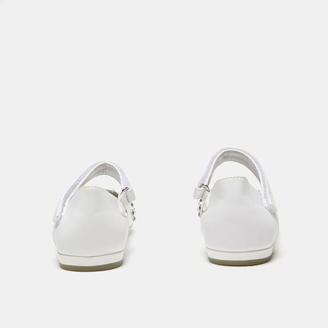 CHAUSSURES ENFANT mini-b, Blanc, 321-1354 - 15