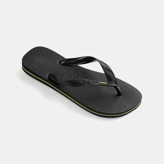flips flops homme havaianas, Noir, 872-6317 - 26