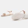 Sandales fille mini-b, Rose, 361-5414 - 15