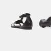 Sandales à bride bata-rl, Noir, 564-6917 - 19