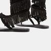 Sandales femme bata-rl, Noir, 563-6855 - 15