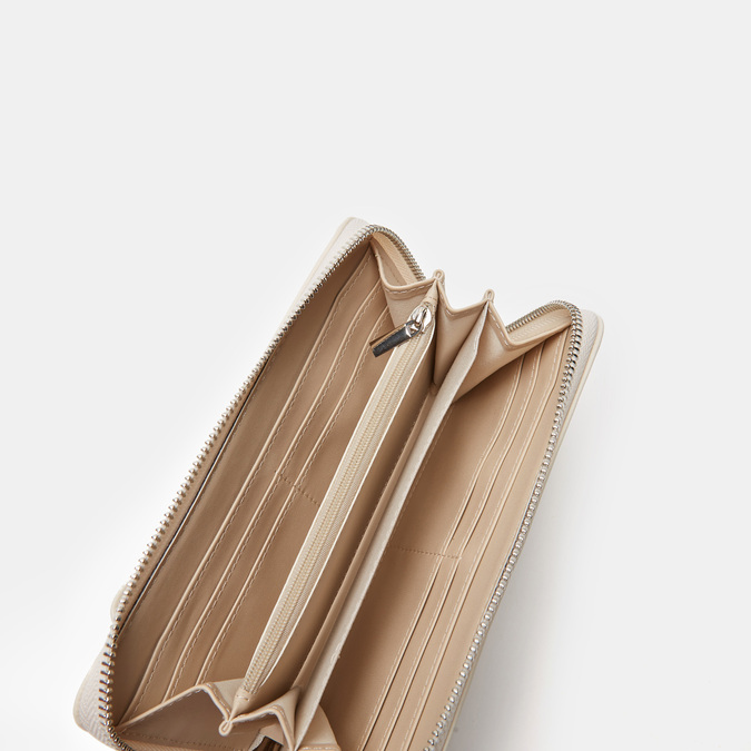 portefeuilles bata, Blanc, 941-1124 - 15