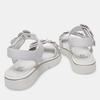 Sandales fille mini-b, Blanc, 361-1411 - 16