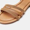 Sandales femme bata, Beige, 564-8859 - 26