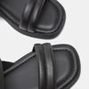 Sandales femme bata, Noir, 561-6848 - 15