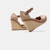 Sandales compensées tommy-hilfiger, Beige, 769-3102 - 16