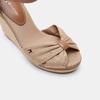 Sandales compensées tommy-hilfiger, Beige, 769-3102 - 26