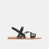 Sandales femme bata, Noir, 564-6847 - 13
