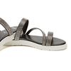 Sandales à bride bata, Noir, 571-6681 - 26