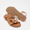 Sandales à bride bata, Brun, 564-3915 - 19