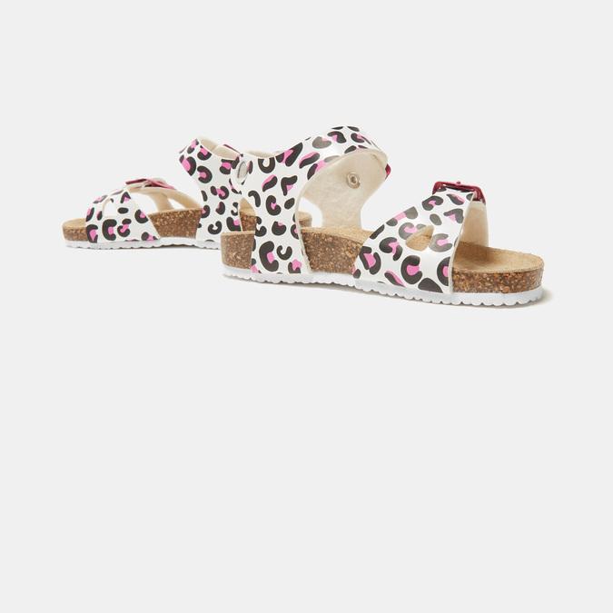 Sandales fille mini-b, multi couleur, 361-1435 - 16