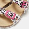 Sandales fille mini-b, multi couleur, 361-1435 - 26