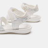 Sandales fille mini-b, Blanc, 261-1268 - 15
