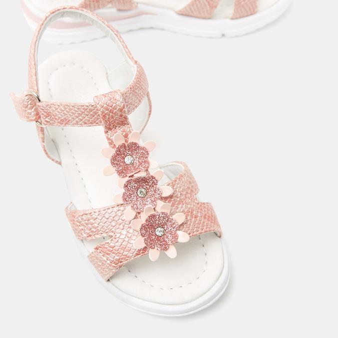 Sandales fille mini-b, Rose, 261-5269 - 16