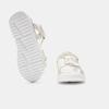 Sandales fille mini-b, Blanc, 261-1269 - 17