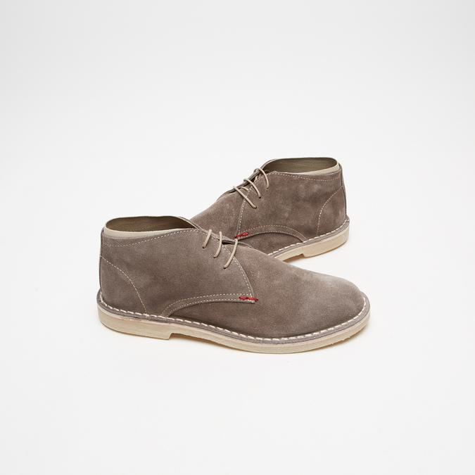 Desert Boots homme bata, Gris, 896-2591 - 15