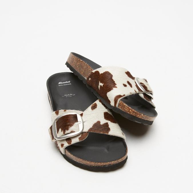 flip flops bata, Brun, 564-4150 - 26