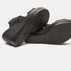 Sandales compensées bata, Noir, 769-6924 - 15