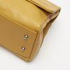 sac à main en vrai cuir bata, Jaune, 964-8152 - 15