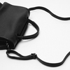 sac à main en vrai cuir bata, Noir, 964-6152 - 17