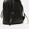 sac à dos à effet matelassé visible bata, Noir, 961-6188 - 15
