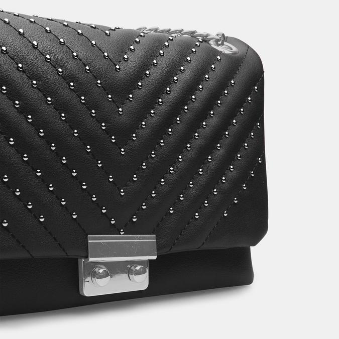 sac à bandoulière clouté bata, Noir, 961-6190 - 17
