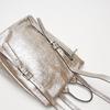sac à dos à fermeture éclair femme bata, Gris, 961-2311 - 15