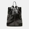 sac à dos à fermeture éclair femme bata, Noir, 961-6311 - 13