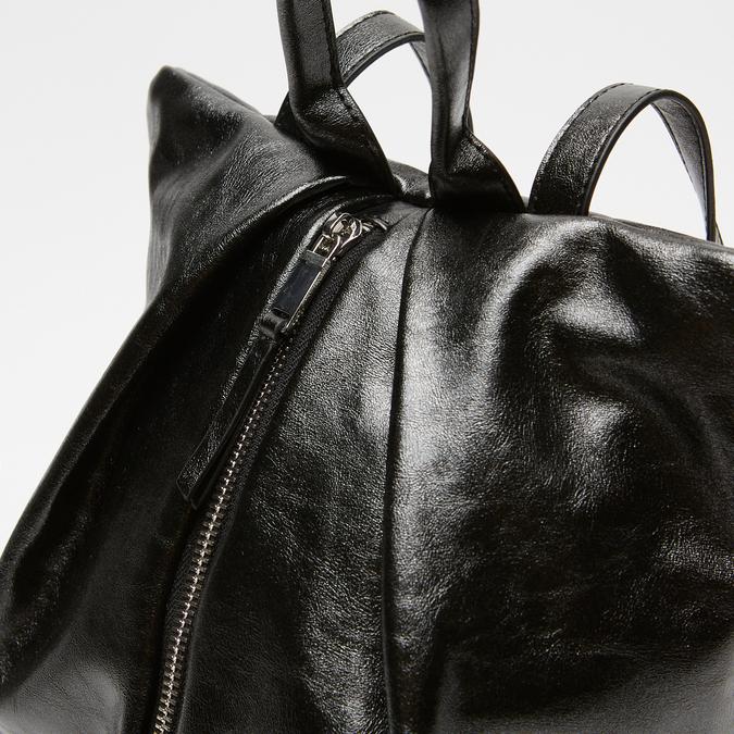 sac à dos à fermeture éclair femme bata, Noir, 961-6311 - 26