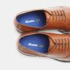 chaussures basses en cuir homme, Brun, 824-3110 - 16