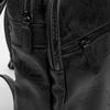 sac à dos à triple fermeture éclair bata, Noir, 961-6367 - 26