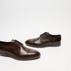 chaussures basses en cuir homme bata, Brun, 824-4376 - 16