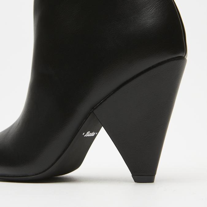 bottes à talons aiguilles bata, Noir, 791-6735 - 17